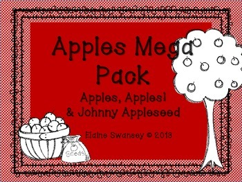 Apples & Johnny Appleseed Mega Pack