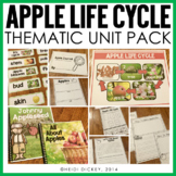 Johnny Appleseed & Apple Life Cycle Thematic Unit