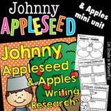 Apples and Johnny Appleseed Research