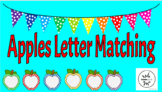 Apples Letter Matching Boom Cards