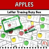 Apples Letter Tracing Busy Box