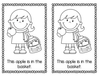Apples Leveled Readers
