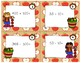 Apples Math Task Cards 3rd grade
