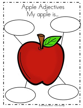 Apples! Math and Literacy Fun and Aligned with Common Core