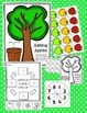 Apples Math and Literacy Unit