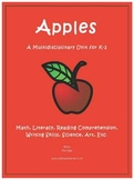 """Apples"" Math and Literacy Unit - Aligned with Common Core"