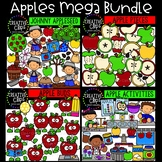 Apples Mega Bundle ($20.00 Value) {Creative Clips Clipart}
