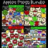 Apples Mega Bundle ($20.00 Value) {Creative Clips Clipart}