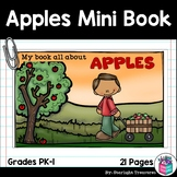Apples Mini Book for Early Readers