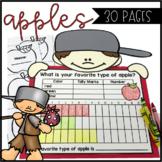 Apples Mini Unit {Math & Literacy Activities}