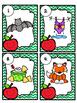 Apples Mini Unit Math & Literacy Centers