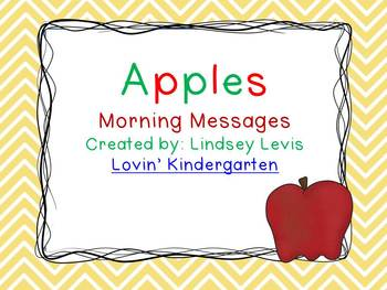 Apples- Morning Messages
