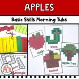 Apples Morning Tubs   Preschool & Kindergarten   Fine Moto