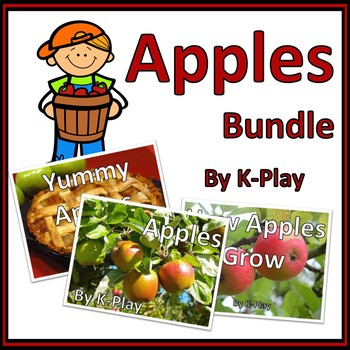Apples Multimedia Bundle - PowerPoint Presentations, Activities and Printables