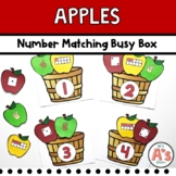 Apples Number Matching Busy Box