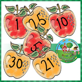 Apples Numbered 1-100