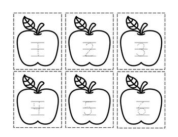 Apples Numbers 1-10