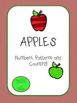 Apples Numbers, Patterns and Counting