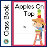 Apples On Top Class Book with Sight Words