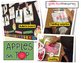 Apples Up On Top Math & Literacy Centers, & Story Stretchers