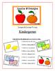 """Apples & Oranges!"" Kindergarten Compare & Contrast CCSS Game"