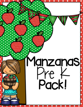 Apples PACK Spanish