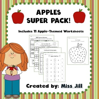 Apples Pack!