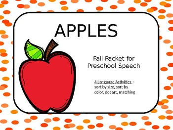 Apples Packet