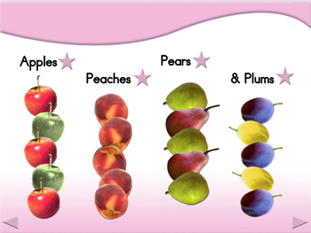 Plums and Pears
