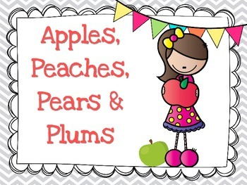 Apples, Peaches, Pears, and Plums: Steady Beat vs Rhythm