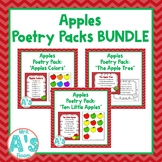 Apples Poetry Packs **BUNDLE**