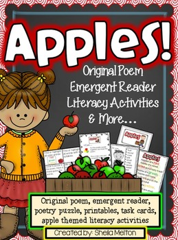 Apples (Original poem and literacy activities)