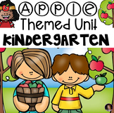 Apple Unit Preschool & Kindergarten {Science, ELA, Math Activities & Centers)