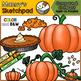 Apples & Pumpkins: Compare and Contrast Clip art