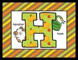 Apples & Pumpkins - Fall / Autumn - Posters / Cards / Mats