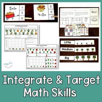 Apples & Pumpkins: Special Ed Thematic Unit