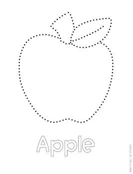 Apples Push Pin Art
