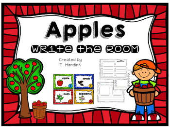 Apples - Read and Write the Room