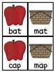 Apples! Short A Literacy Centers