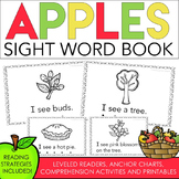 Apples Sight Word Book