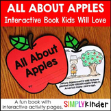 All About Apples - Apple Activities Book for Kindergarten
