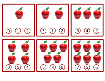 Apples - Sorting and Counting