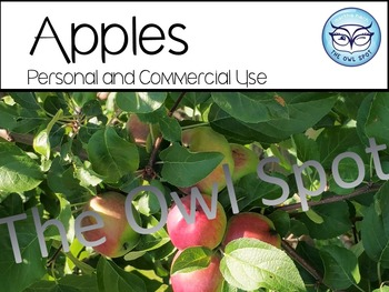 Apples Stock Photo - for personal or commercial use