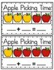 Fall~Apples~Sums of 5~Grades K-1