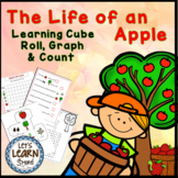 Apple Life Cycle, Apples Themed Math, Graphing For Your Apples Unit