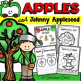 Apple Unit and Johnny Appleseed Activities!