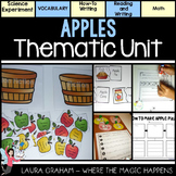 Apples Thematic Unit