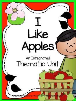 Apples Thematic Unit {Common Core Aligned}