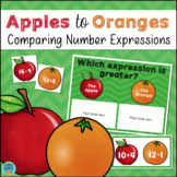 Comparing Number Expressions: Addition and Subtraction