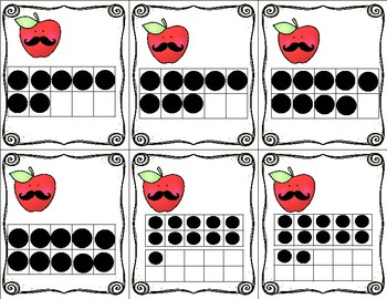 Apples UP Math centers
